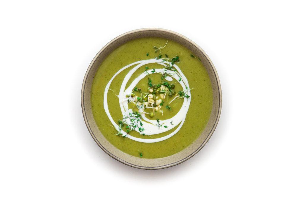 brokolicova hraskova polevka